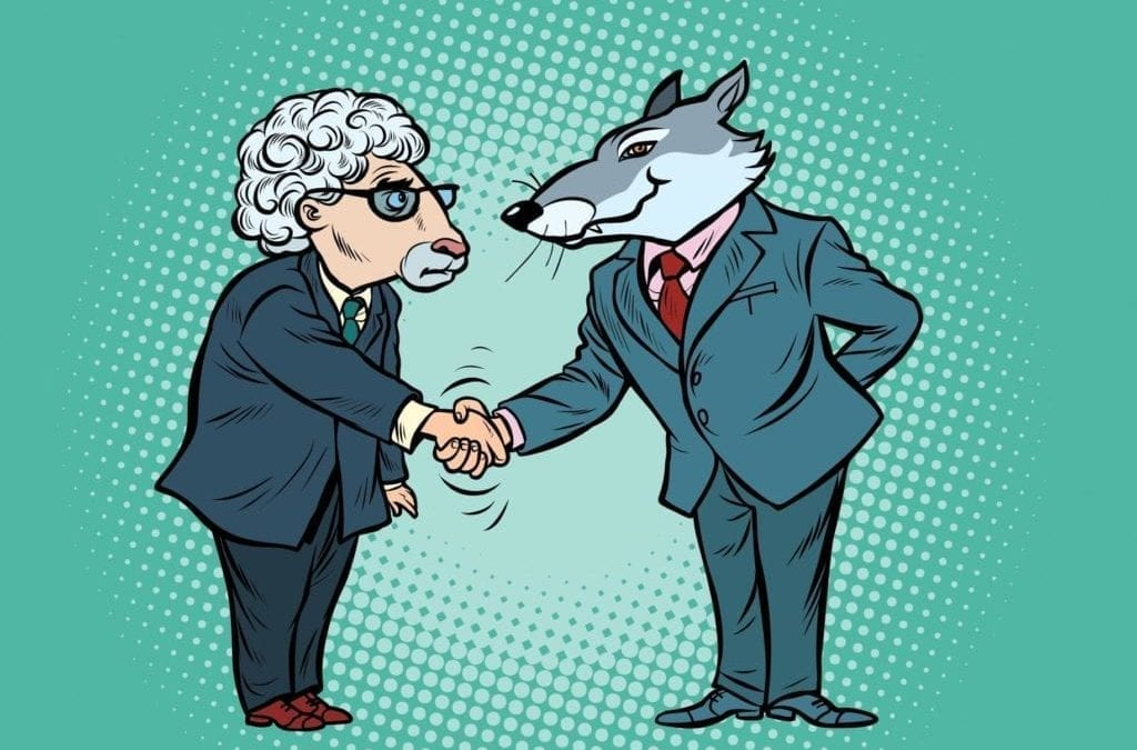"""""""Lurking"""" Under the WordPress Hood:  A Wolf in Sheep's Clothing"""