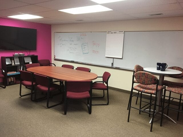 Sullivan Solutions Co-Working Conference Room